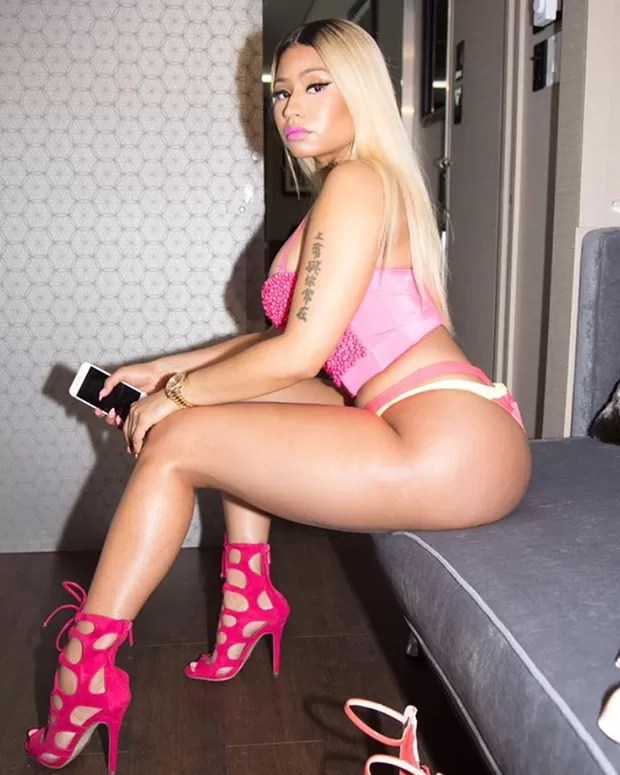 Nicki Minaj (Foto: Reprodução / Instagram)