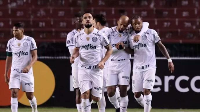Independiente del Valle x Palmeiras pela Libertadores
