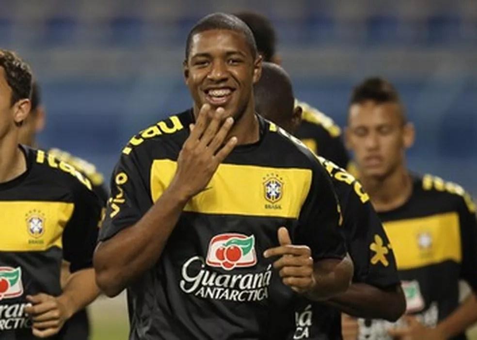 Jucilei vai defender o Boavista no Carioca — Foto: Mowa Sports