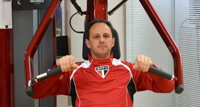Rogério Ceni São Paulo (Foto: Site oficial do São Paulo FC)