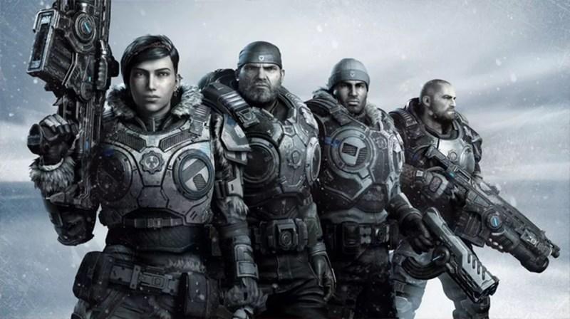 Gears 5 está mais barato na plataforma Steam, nos computadores — Foto: Reprodução/Microsoft