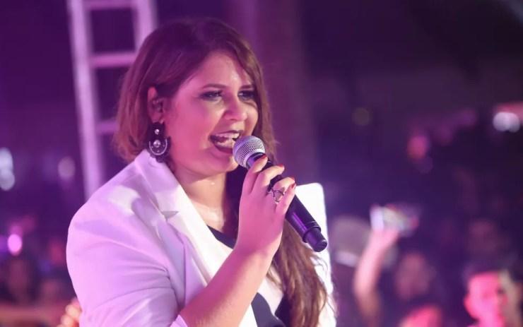 Marília Mendonça se apresenta pela primeira vez na cidade, no domingo (6) (Foto: Divulgação)