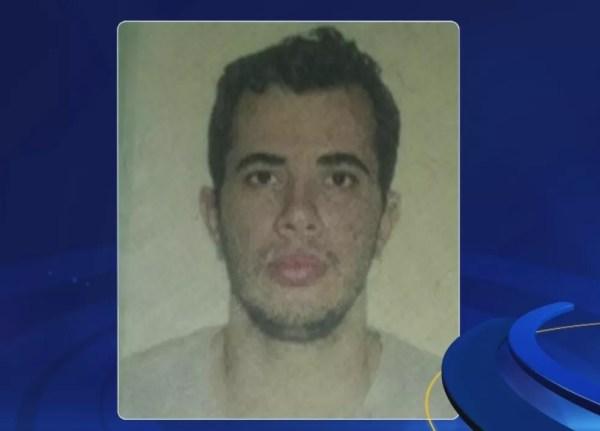 Eduardo Teixeira Moreno era policial do Instituto de Criminalística e foi morto em Rio Preto (Foto: Reprodução/TV TEM)