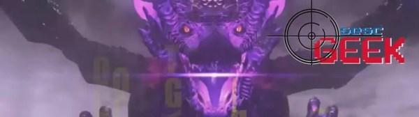 Boss dragão de Mario Odyssey divulga o Sesc Geek — Foto: Divulgação