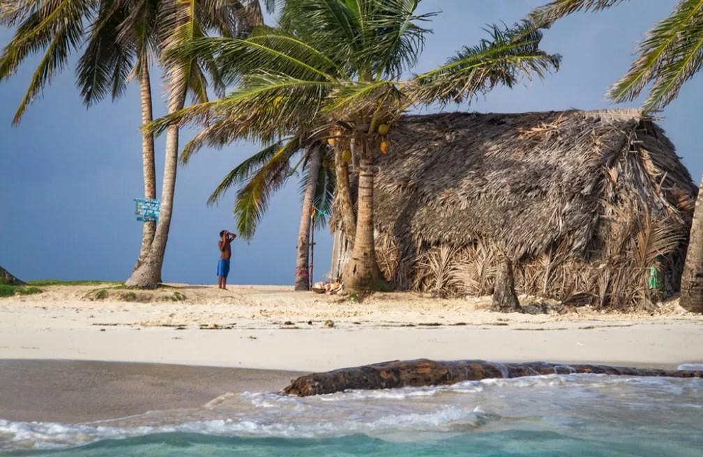 Arquipélago de San Blás, no Panamá (Foto: Marc Veraart/Flickr/Creative Commons)