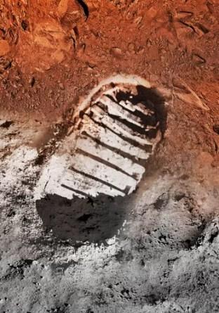 Da lua a Marte: o próximo salto para a humanidade (Foto: NASA)