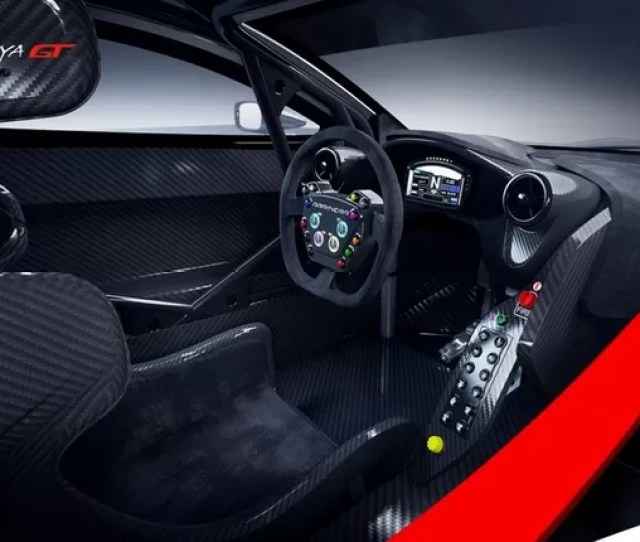 Interior Do Arrinera Hussarya Gt Foto Divulgacao