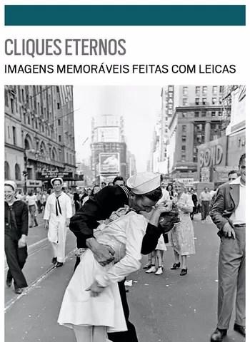Casal americano em NY, após o fim da 2ª Guerra, em foto de Alfred Eisenstaedt (Foto: Divulgação)