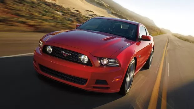 Ford Mustang 2014 (Foto: Ford)