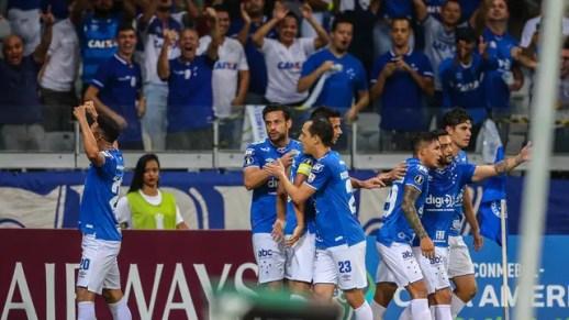 Fred; Rodriguinho; Marquinhos Gabriel; Cruzeiro