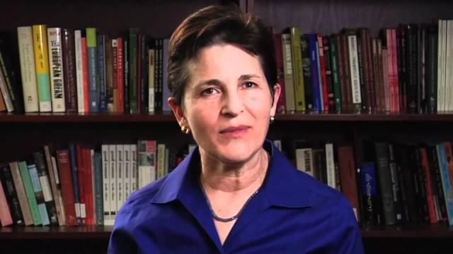 Deborah M. Gordon, bióloga e especialista em formigas (Foto: Reprodução/YouTube/Stanford SIS User)