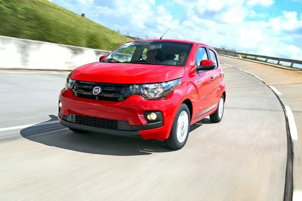 Fiat Mobi 1.0 Like On (Foto: Renato Durães / Autoesporte)