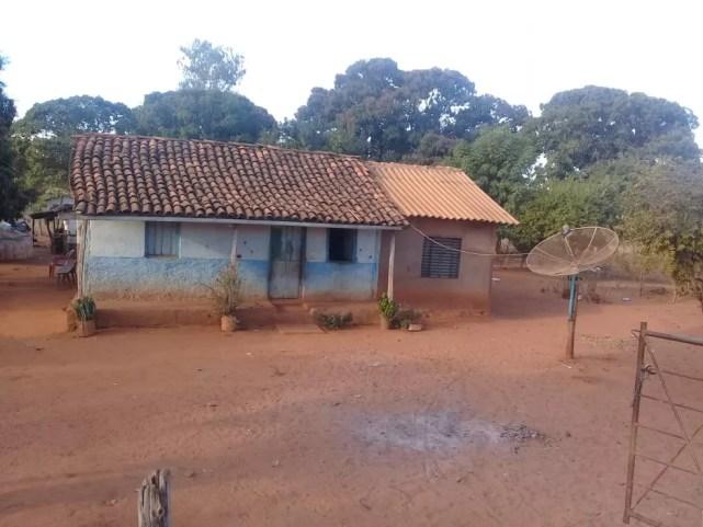 Crime ocorreu na comunidade do Barreiro do Tejuco (Foto: Polícia Militar/Divulgação)