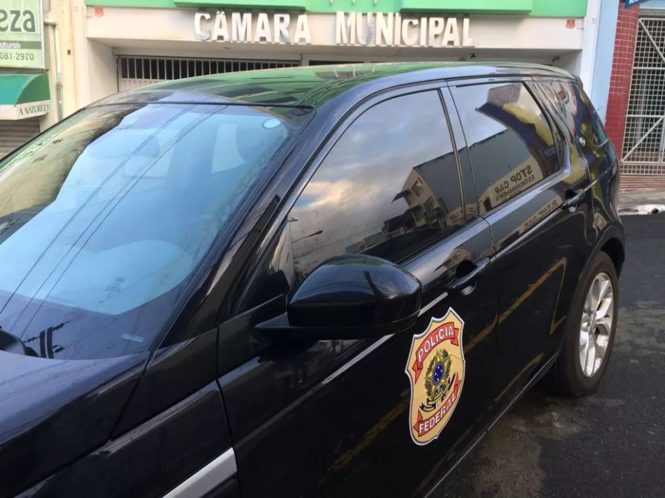 PF deflagrou operação na Bahia contra crime eleitoral (Foto: Divulgação/Polícia Federal)