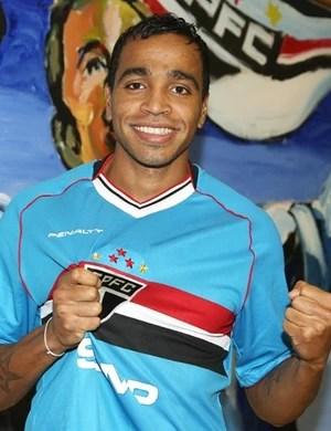Álvaro Pereira São Paulo (Foto: Rubens Chiri / saopaulofc.net)