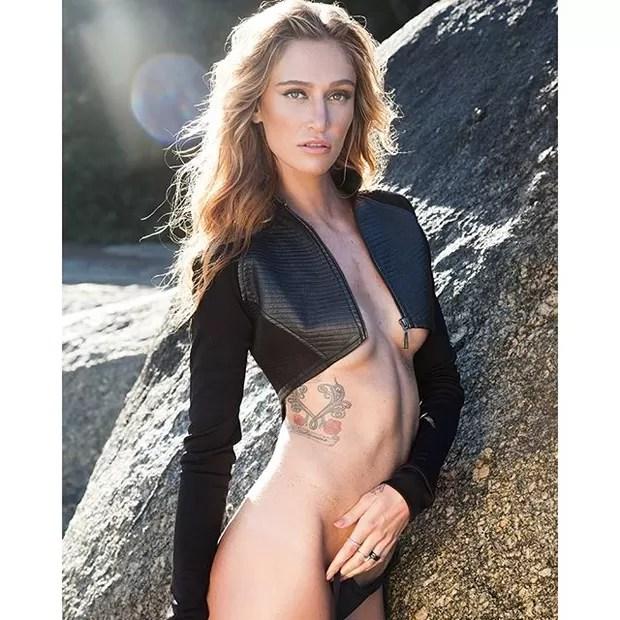 Vivi Orth posa para a Playboy (Foto: Divulgação/André Passos/ Revista Playboy)
