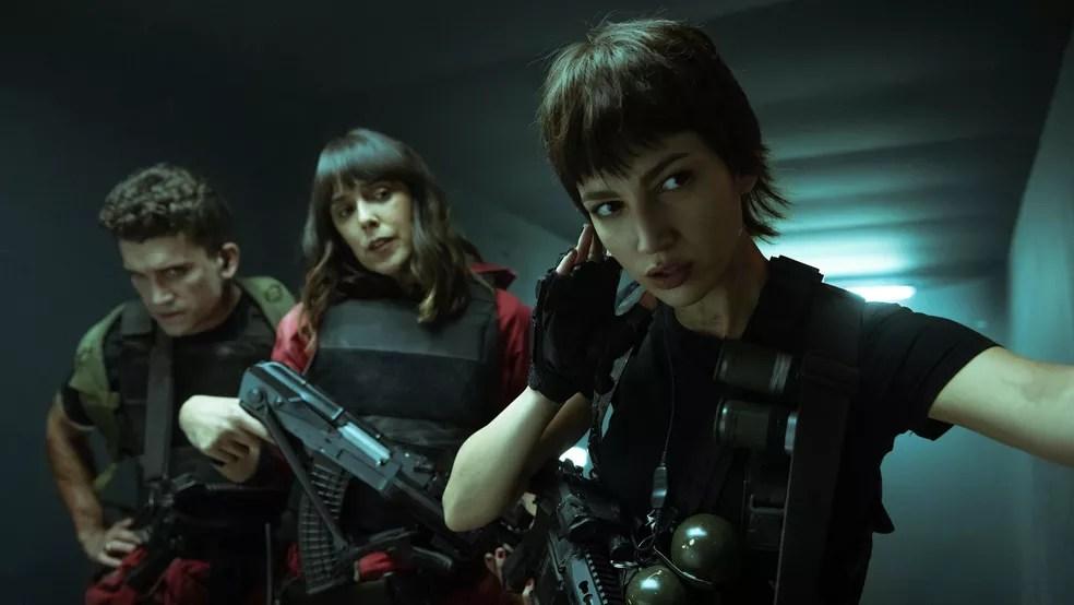Estreia Netflix setembro 2021: primeira parte da quinta temporada de 'La Casa de Papel' será lançada em setembro — Foto: Divulgação/Netflix
