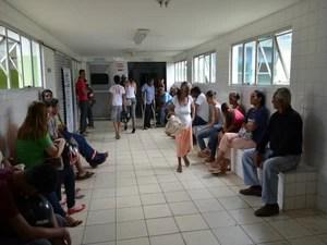 Hospital Regional de Ariquemes (Foto: Eliete Marques/G1)