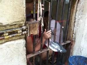 Casa de Detenção de Ariquemes (Foto: Defensoria Pública de Rondônia/Divulgação)