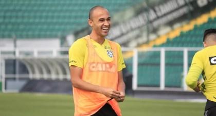 Dudu, do Figueirense, está na mira do São Paulo (Foto: Luiz Henrique/Figueirense FC)