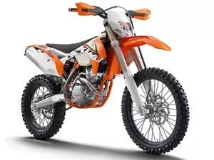 ktm250exc-f - Veja 40 motos esperadas para o Brasil em 2015