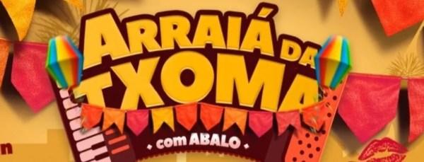 Arraiá da Txoma — Foto: Divulgação
