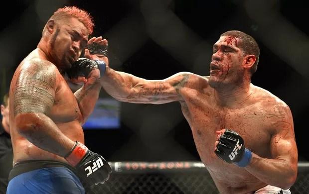 Pezão x Hunt, UFC Fight Night (Foto: Getty)