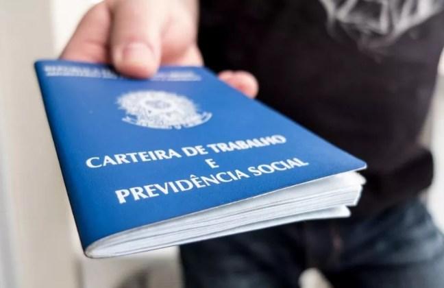 Ao todo, 209 mil pessoas procuram emprego no RN — Foto: Rafael Neddermeyer/Fotos Públicas