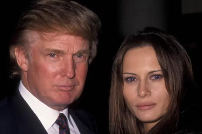 Melania chama de cobra na filha mais velha de Donald Trump