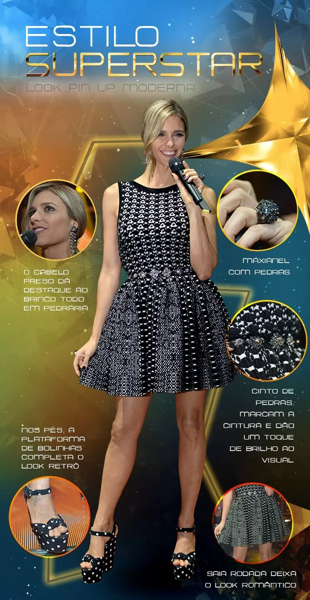 Look top 7 (Foto: SuperStar / TV Globo)
