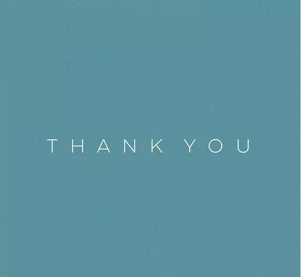 O agradecimento compartilhado pelo ator e cantor Jake Zyrus (Foto: Instagram)