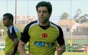 Juninho Pernambucano treino do Vasco (Foto: Raphael Zarko)
