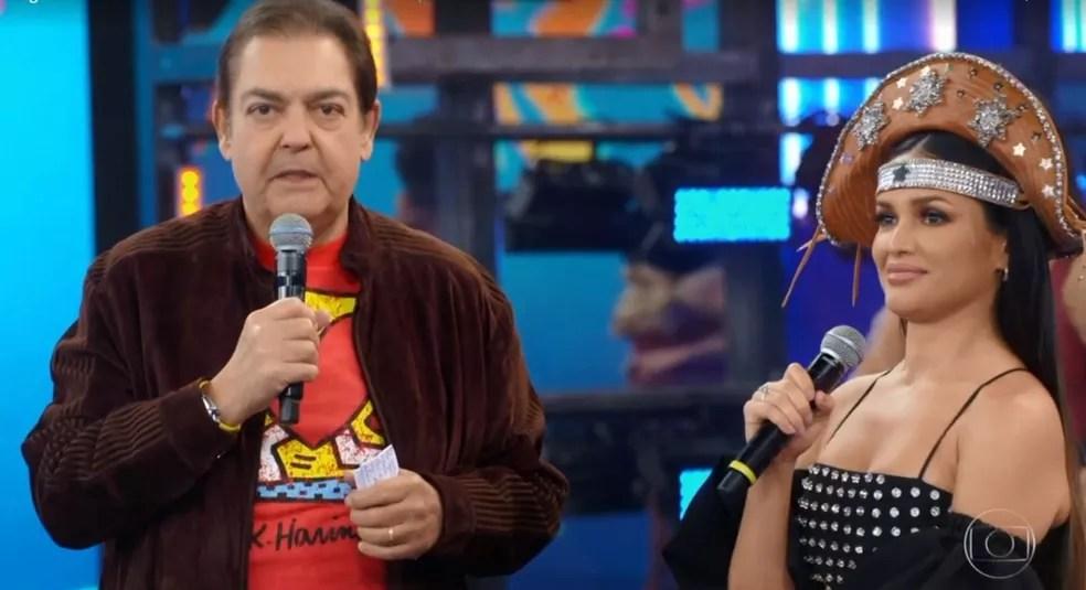Juliette solta voz no palco do 'Domingão' e tenta explicar sua vitória no  'BBB': 'Só tentei ser boa'   Domingão do Faustão   Gshow