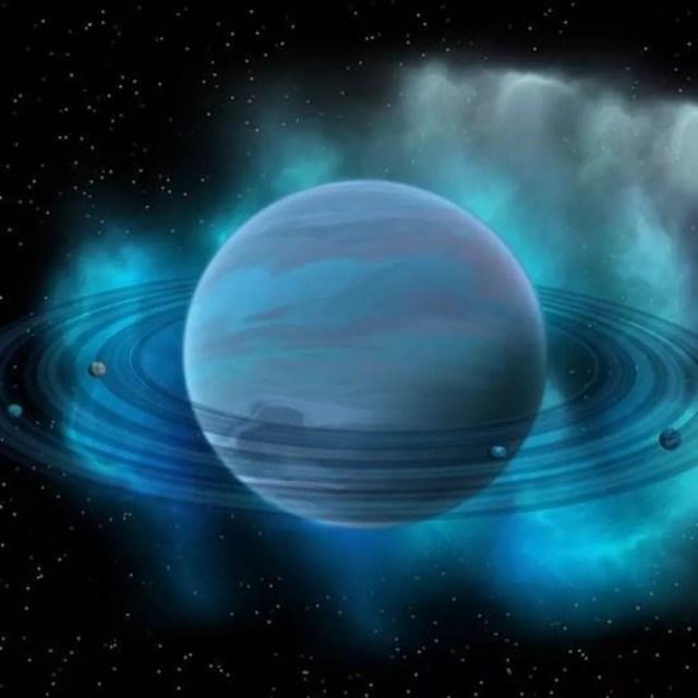 Netuno congela nuvens de metano e os ventos mais violentos do sistema solar — Foto: Getty Images