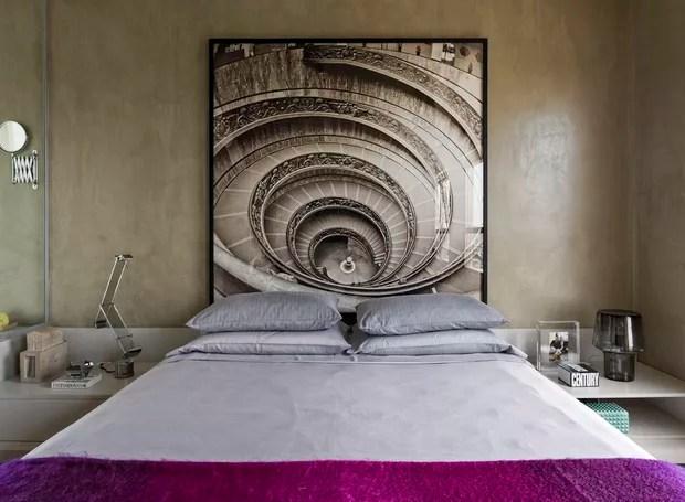 quarto-quadro-cama-diego-revollo (Foto: Casa e Jardim)