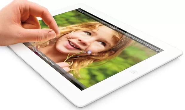 iPad 4, novo tablet da Apple (Foto: Divulgação)