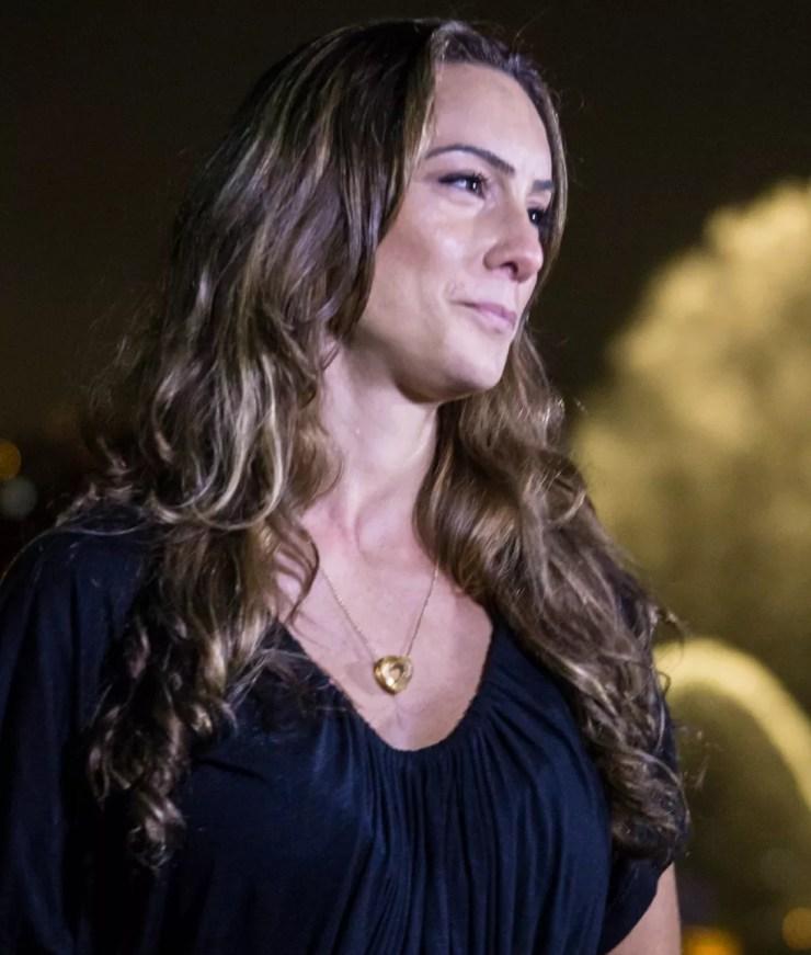 Bianca Senna falou sobre a parceria com o Corinthians — Foto: Divulgação / Foto Perigo