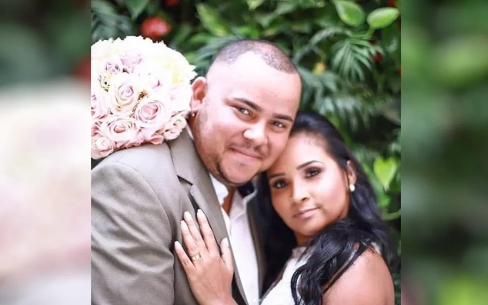 Casal foi internado junto em hospital de Goiânia — Foto: Reprodução/Instagram
