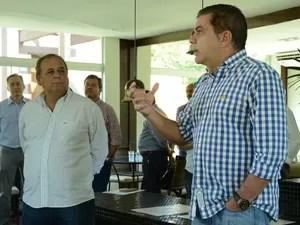 Prefeito Carlos Amastha anunciou novos gestores (Foto: Prefeitura de Palmas/Divulgação)