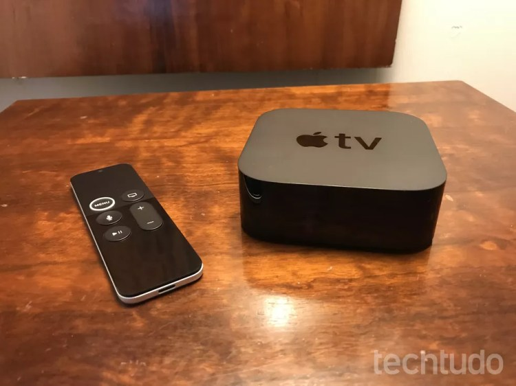 Apple TV 4K traz suporte a HDR e Dolby Vision (Foto: Thássius Veloso/TechTudo)