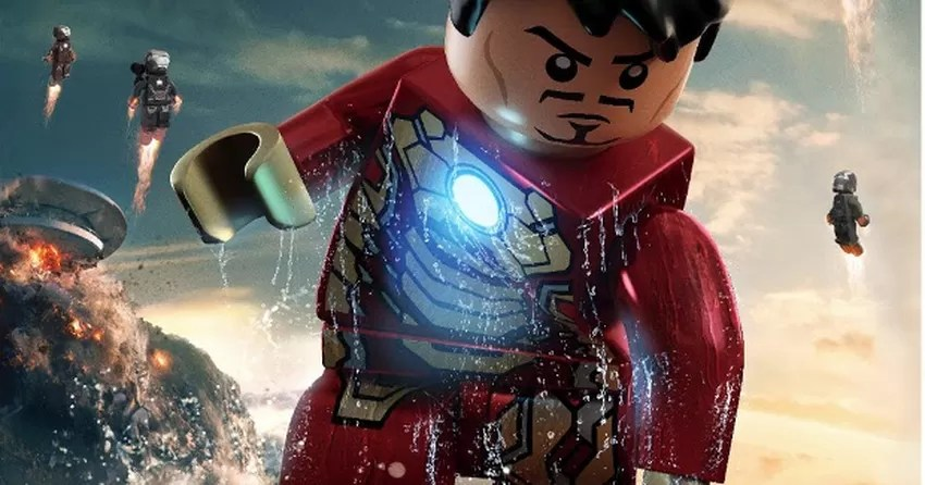 Nintendo Wallpaper Iphone X Lego Marvel Super Heroes Faz Par 243 Dia Com P 244 Sters De Homem