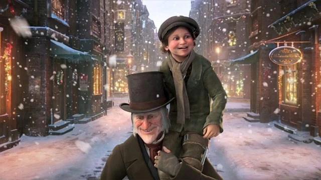 Globo exibe o filme Os Fantasmas de Scrooge na Sessão de Natal