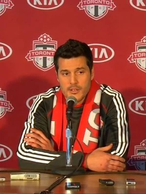 Julio Cesar no Toronto FC (Foto: Reprodução)