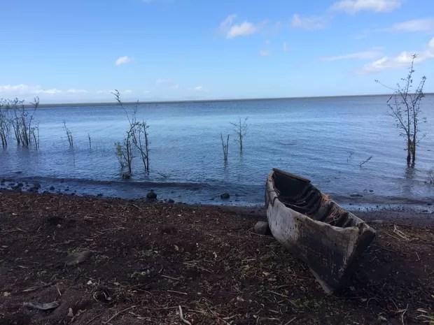 Na Nicarágua, teme-se que construção de canal desaloje moradores e cause problemas ambientais (Foto: BBC Brasil)