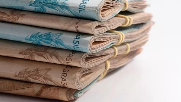 dinheiro - real - nota - papel - inflação - economia - brasil - pib - crédito (Foto: Thinkstock)