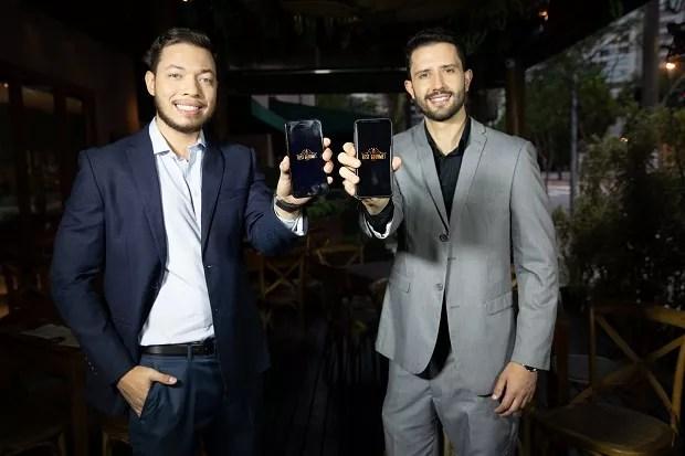 Felipe Meciano e Oliver Dias, fundadores da Best Gourmet (Foto: Divulgação)