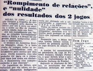 Artigo Jornal A Tribuna Milan Santos (Foto: Bruno Gutierrez)