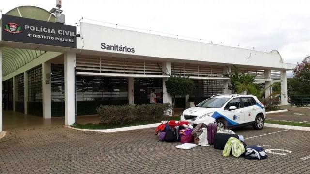 Um dos proprietários foi detido pela polícia na época e levado ao 4º DP (Foto: Eduardo Rodrigues/TV TEM)