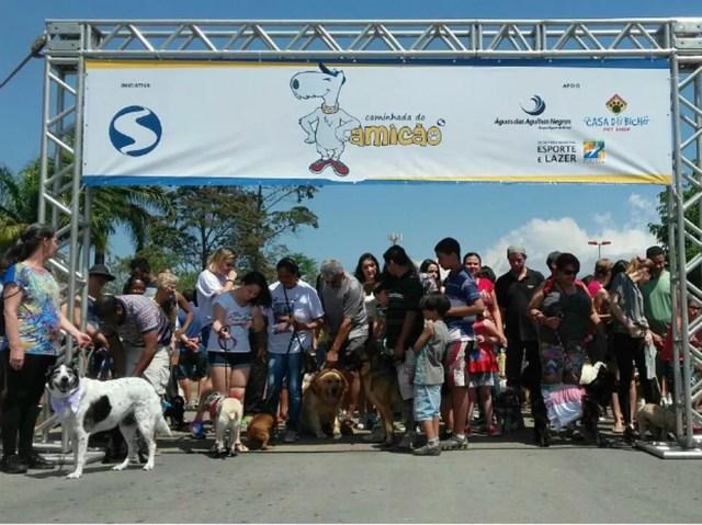 4ª Caminhada do Amicão será realizada em Resende e em Volta Redonda, RJ