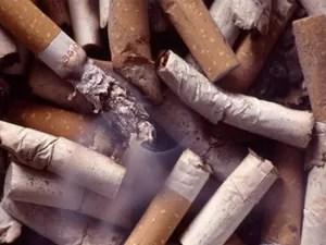 Restos de cigarro serão convertidos em adubo no interior de SP (Foto: Jan Håkan Dahlström / Bildhuset Scanpix)